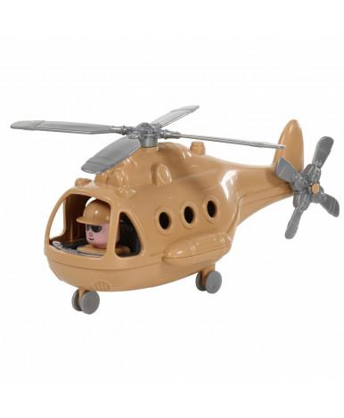 Вертолёт военный Полесье Альфа-Сафари (в сеточке)