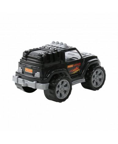 Автомобиль Полесье Легион №4 чёрный