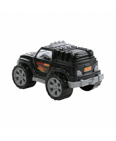 """Автомобиль """"Polesie"""" Легион №4 (чёрный)"""