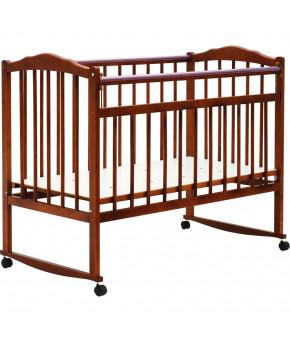 Кровать детская Bambini Classic 09, светлый орех