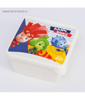 Ланч-бокс Фиксики для продуктов 0,5л