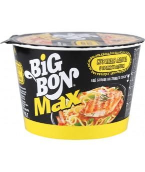 Лапша BigBon с пряным соусом 95г