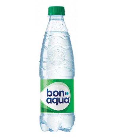 """Вода """"BonAqua"""" среднегазированая, 0,5л"""
