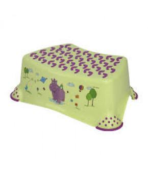 Подставка для ног Lorelli Hippo Green