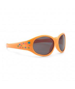 """Очки """"Chicco"""" Unisex флуоресцентные оранжевые солнцезащитные, 12 мес+"""