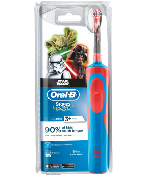 Зубная электрическая щетка Oral-b Stages Power StarWars