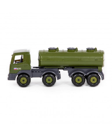 Автомобиль с полуприцепом-цистерной Полесье Престиж военный