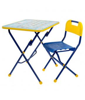 Мебельный комплект Nika Kids Азбука КПУ1