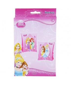 Нарукавники для плавания Princess 23 х 15 см, от 3-6 лет 91041