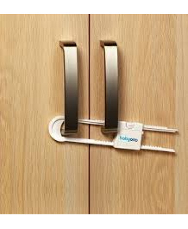 Защитное устройство BabyOno для шкафчиков 2 шт 955