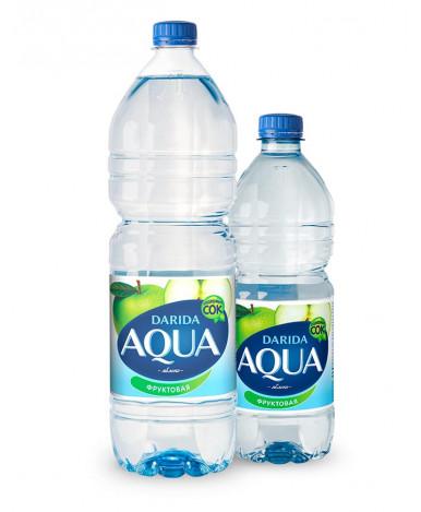 """Вода """"Darida"""" Aqua с яблоком, 0,75 л"""