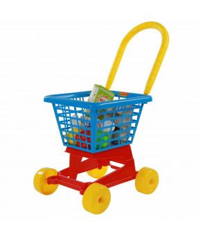 Тележка Полесье Supermarket №1