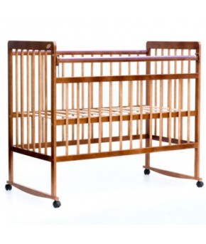 Кровать детская Bambini Euro Style 03, светлый орех