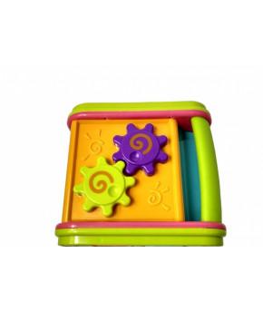 Развивающая игрушка-сортер Red Box Кубик 25100