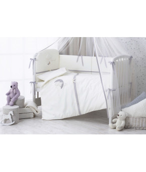 Комплект в кроватку Perina Bonne nuit, 6 пр.