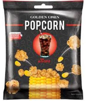Попкорн GOLDEN CORN со вкусом колы 50г