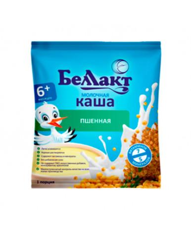 Каша Беллакт пшенная молочная мягкая упаковка 35г