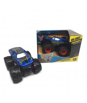 Автомобиль инерционный 4 WD Супер скорость