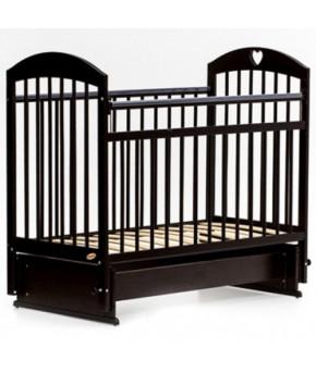 Кровать детская Bambini Euro Comfort 20, венге