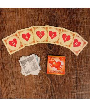 Настольная игра Пасьянс Любовь