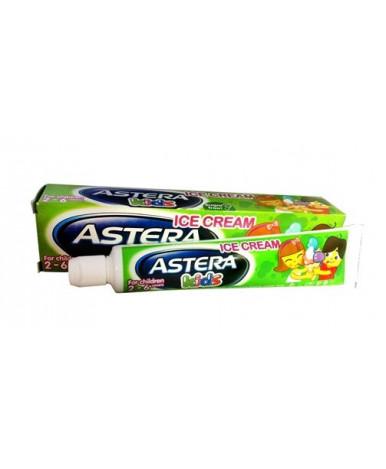 Зубная паста Astera Kids мороженое 50мл