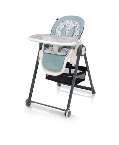 Стульчик для кормления Baby Design PENNE 05 TURQUOISE