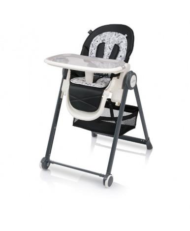 Стульчик для кормления Baby Design PENNE 10 BLACK