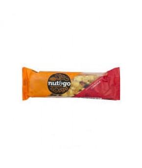 Батончик  «Nut N Go» c арахисом и клюквой