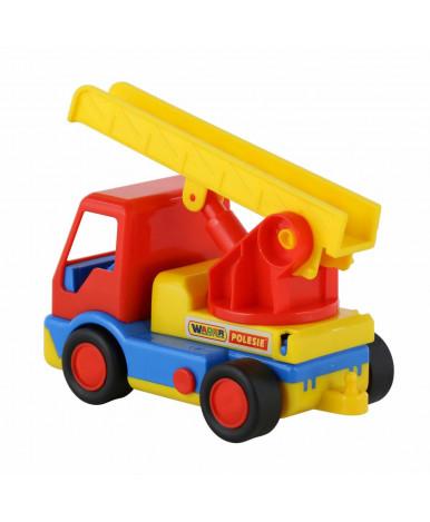 Автомобиль-пожарный Полесье Базик (в сеточке)