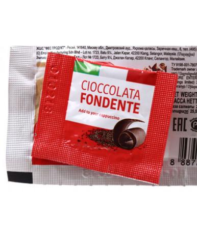 """Кофе """"MacCoffee"""" Cappuccino di Torino растворимый с темным шоколадом 3 в 1, 25,5гр"""