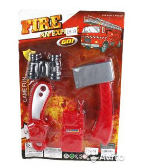 Набор пожарного Fire LH-19