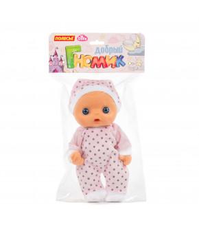 Кукла Добрый гномик (24 см) (в пакете)