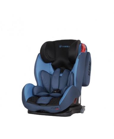 Автокресло Coletto Vivaro Isofix, синий (9-36кг)