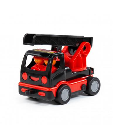 Автомобиль-пожарная Полесье MAMMOET (в сеточке)