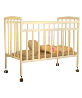 """Кровать детская """"VDK"""" Magico Кр2-01м, слоновая кость"""