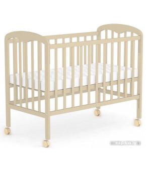 """Кровать детская """"Фея"""" 323, слоновая кость"""