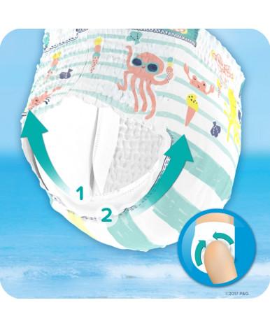 Подгузники-трусики Pampers Splashers для плавания, 3-4 (6-11 кг) 12шт