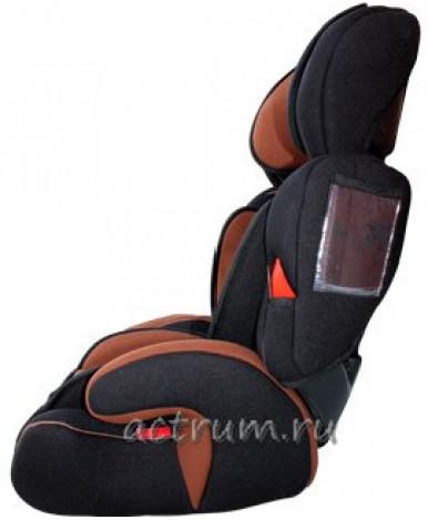 Автокресло Actrum BXS 208 коричневый (9-36кг)