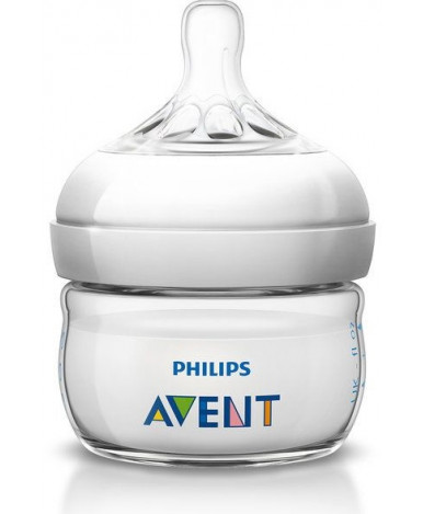 Бутылочка Avent Philips Natural, 60мл