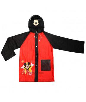 Детский дождевик Привет Микки Маус, размер S