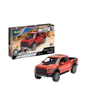 Сборная модель Revell Easy-Click Автомобиль Ford F-150 Raptor (1:25)