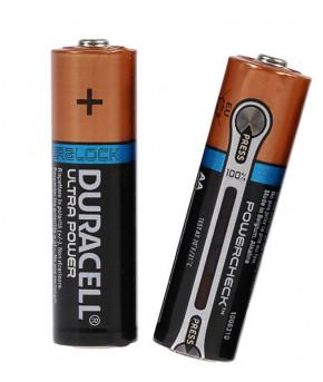 Батарейки Duracell Turbo Max AAA-1.5V LR03 (12шт) цена за штуку