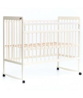 Кровать детская Bambini Euro Style 03, слоновая кость