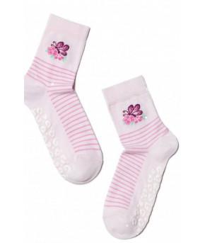 Носки детские CONTE-KIDS TIP-TOP, р.10, 470 светло-розовый, 7С-54СП