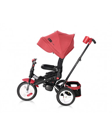 Велосипед Lorelli Jaguar Air Red Black Luxe 2021