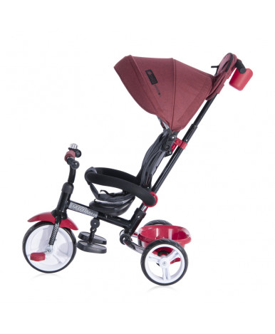 Велосипед Lorelli Moovо Eva Red Black Luxe 2021