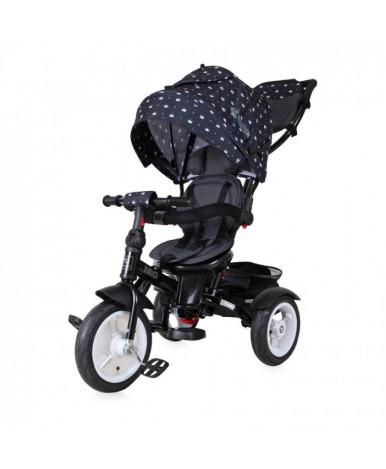 Велосипед Lorelli Neo Air Black Crowns 2021