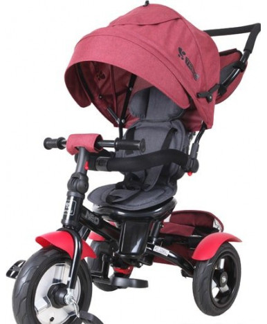 Велосипед Lorelli Neo Air Red Black Luxe