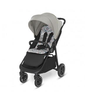 Прогулочная коляска Baby Design COCO 2021 09 beige