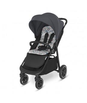 Прогулочная коляска Baby Design COCO 2021 17 graphite